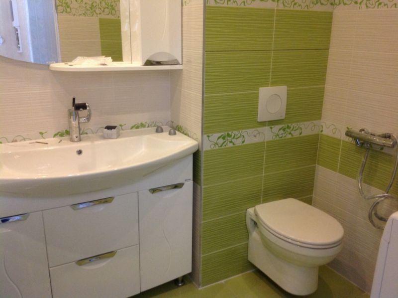 Ремонат ванной комнаты под ключ