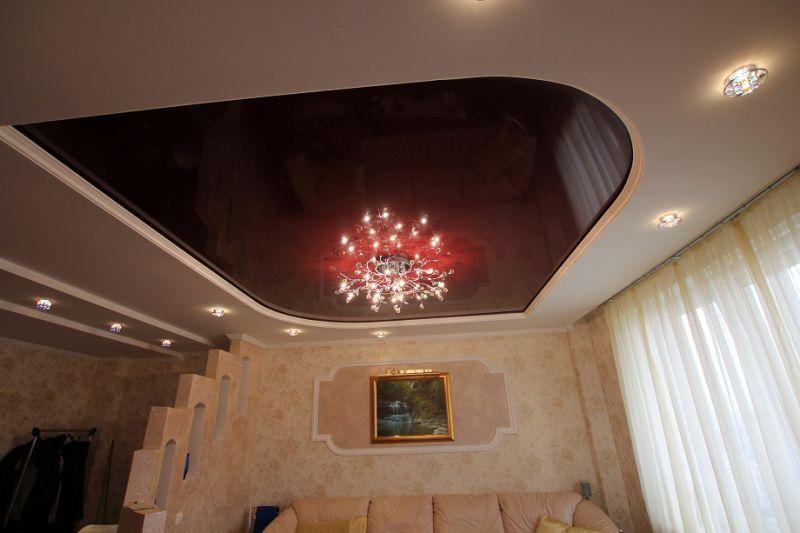Ремонт квартир: потолок от Мастер+