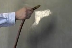 Штукатурим (обработка стены)